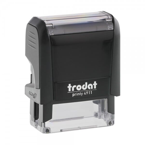 Trodat Printy 4911 38 x 14 mm - 3 righe