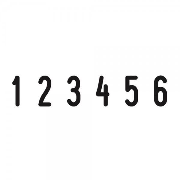 Trodat Printy Numeratore 4846 - 4 mm, 6 colonne