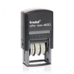 Trodat Printy Mini Datario 4850L2 - Pagato