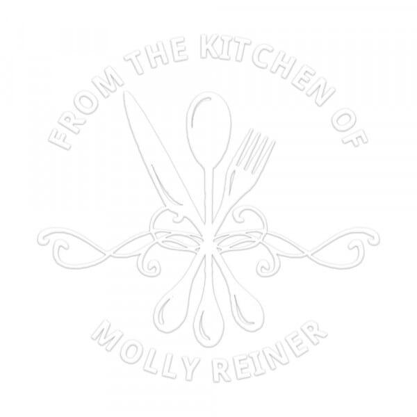 Timbro a Secco Rotondo Monogram Dalla cucina