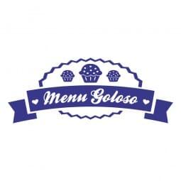 HOMEMADE Printy 4912 - menu goloso - blu