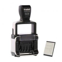 Trodat Professional 5430/L Datario - 41 x 24 mm