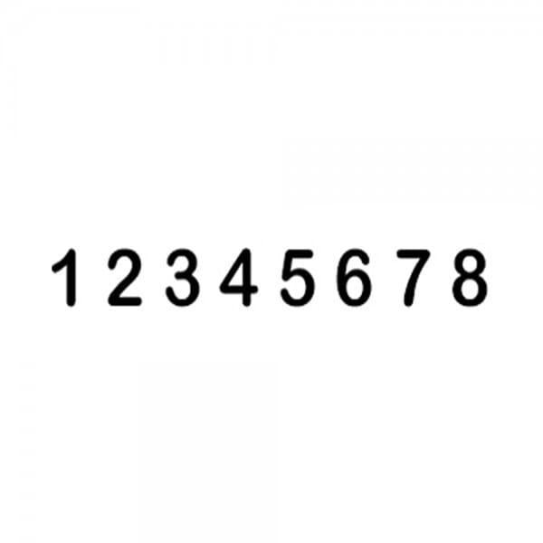 Trodat Classic 15188 Numeratore - 18 mm, 8 colonne