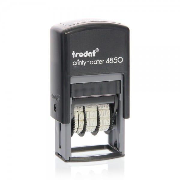 Trodat Printy Mini Datario 4850L1 - Ricevuto