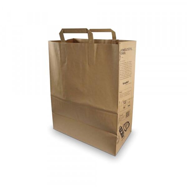 Sacchetto Eco-Shopper, misura L (8,6 litri - 100 pezzi)