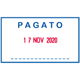Trodat Printy Datario 4750L2 - Pagato