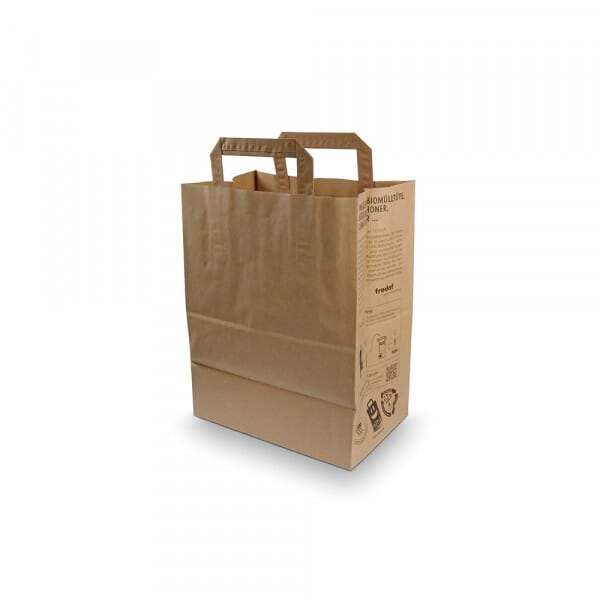 Sacchetto Eco-Shopper, misura M (4 litri - 100 pezzi)
