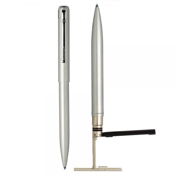 Trodat Goldring Penna Timbro Style - cromato