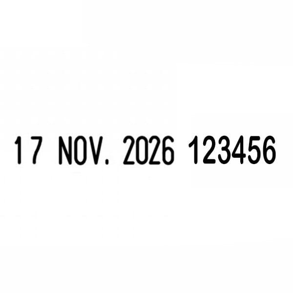 Trodat Classic Datario-Numeratore 1010/1546