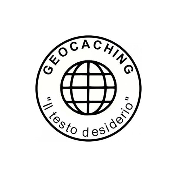 Timbro per geocaching - Trodat Mobile Printy 9425-2 ø25 mm