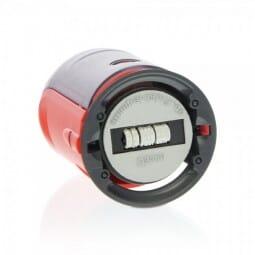 Trodat Printy Datario e Orario 46140/U24/L 40 mm diam.