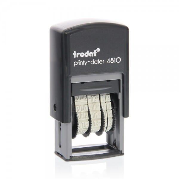 Trodat Printy Mini Datario 4810