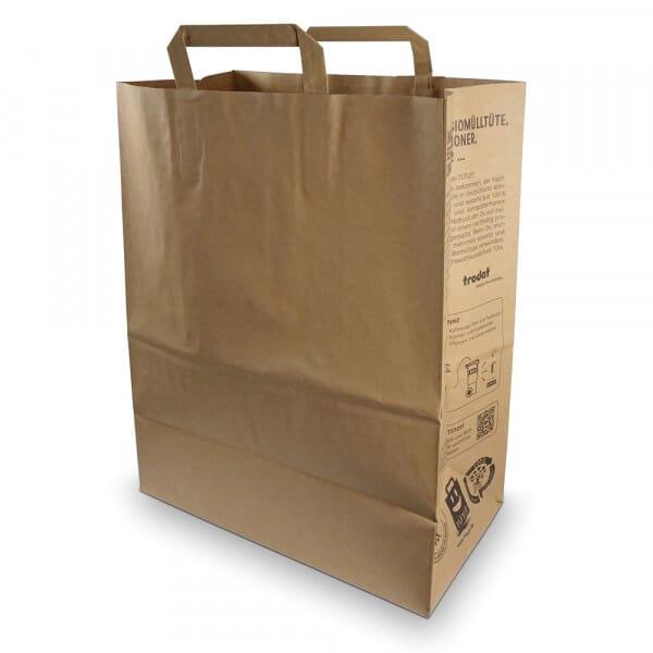 Sacchetto Eco-Shopper, misura XL (22 litri - 100 pezzi)