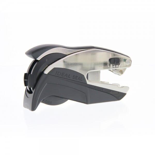 Trodat Ideal Timbro a Secco cromo - 41 mm rotondo