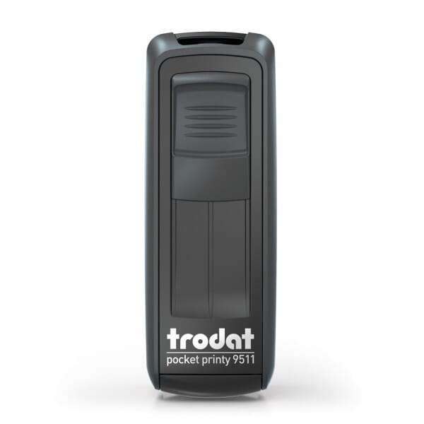 Trodat Pocket Printy 9511 38 x 14 mm - 4 righe