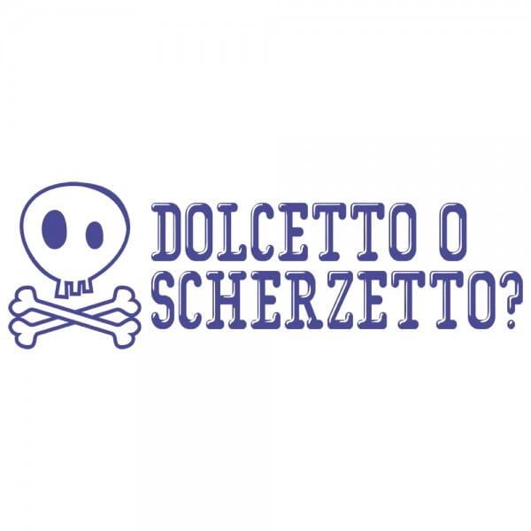 HAPPY HALLOWEEN Printy 4912 - Dolcetto o scherzetto - viola