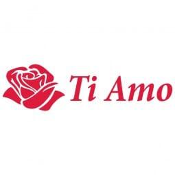 TRODAT IN LOVE Printy 4910 - Ti amo - rosso