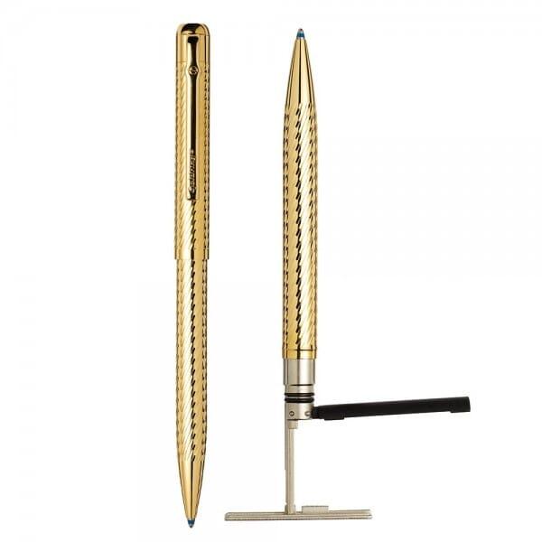 Trodat Goldring Penna Timbro Style - oro