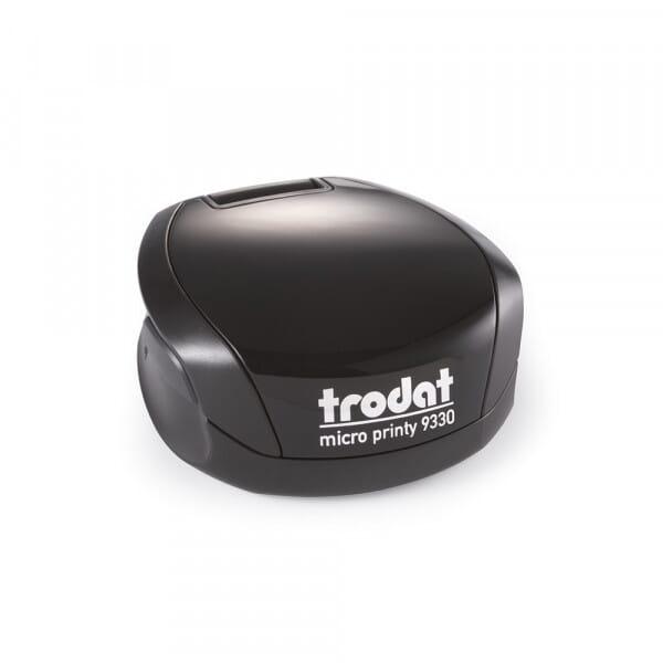 Trodat Micro Printy 9330 (ø 30 mm - 7 righe)