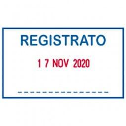Trodat Printy Datario 4750L7 - Registrato