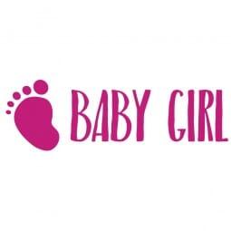 TANTI AUGURI Printy 4910 - baby girl - rosa