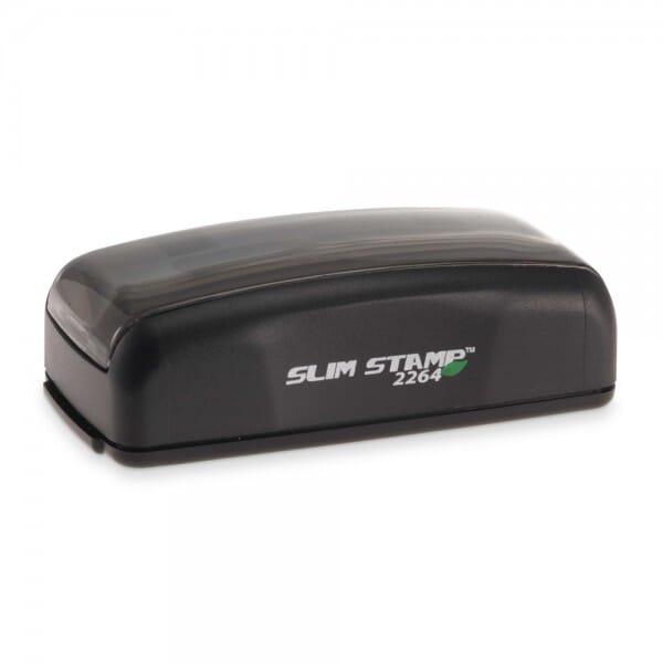 Trodat SLIM STAMP 2264 22x64mm Z-Style