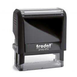 Trodat Printy 4914 64 x 26 mm - 6 righe