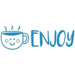 HOMEMADE Printy 4910 - enjoy - blu