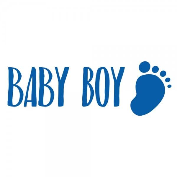 TANTI AUGURI Printy 4910 - baby boy - blu