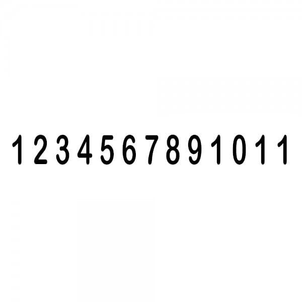 Trodat Printy Numeratore 48313 - 3,8 mm, 13 colonne